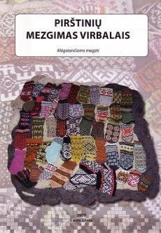 Pirštinių mezgimas virbalais   Vitalija Bagdžiūnienė