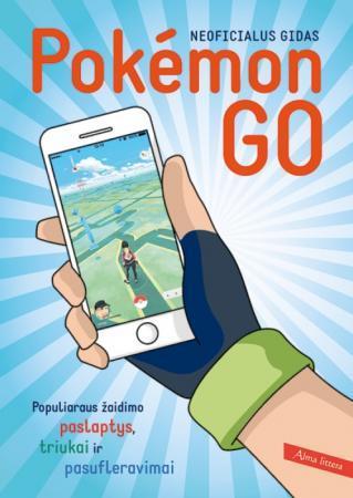 Pokemon Go. Neoficialus gidas |