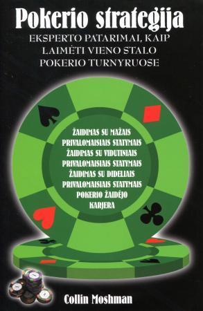Pokerio strategija | Collin Moshman