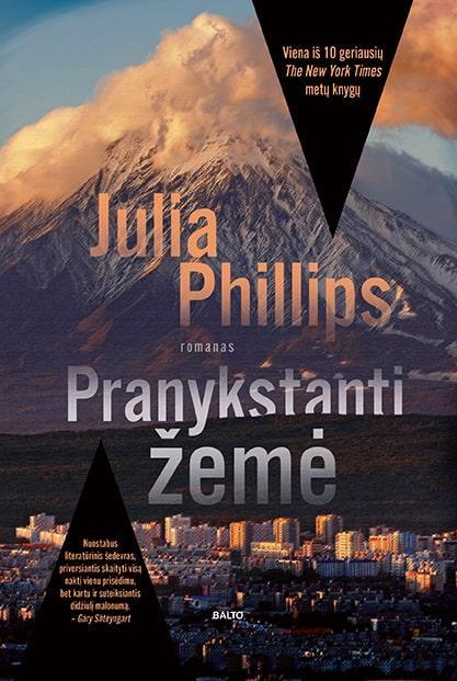 Pranykstanti žemė | Julia Phillips