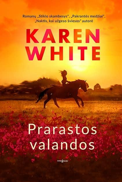 Prarastos valandos | Karen White