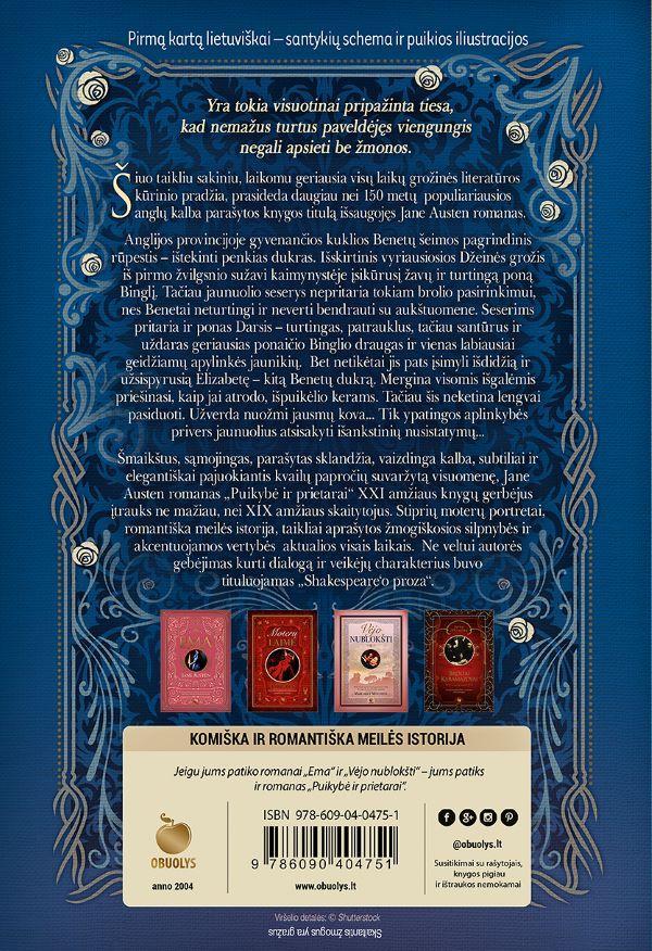 Puikybė ir prietarai | Džeinė Ostin (Jane Austen)