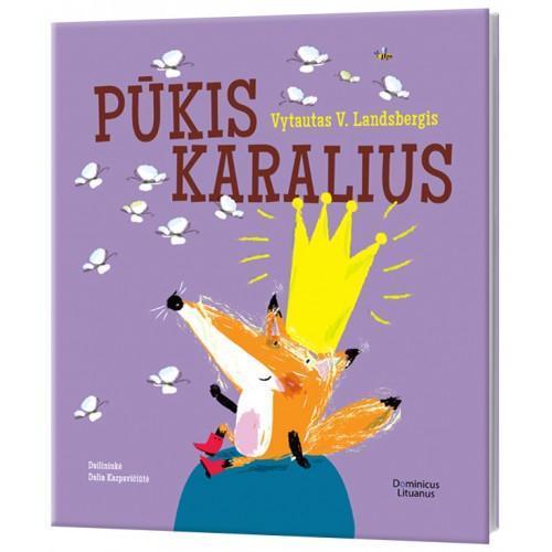 Pūkis karalius | Vytautas V. Landsbergis