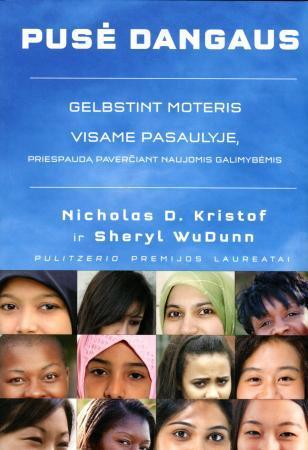 Pusė dangaus   Nicholas D. Kristof, Sheryl WuDunn