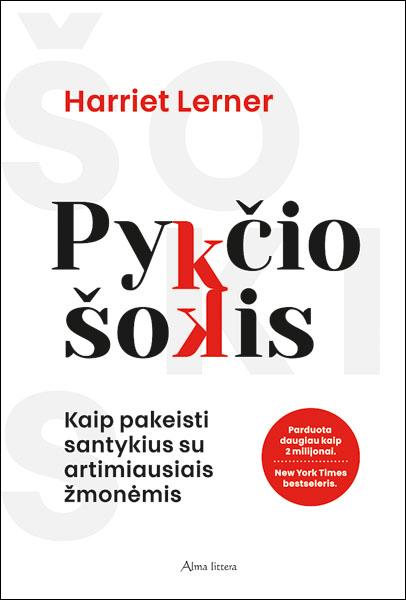 Pykčio šokis | Harriet Lerner