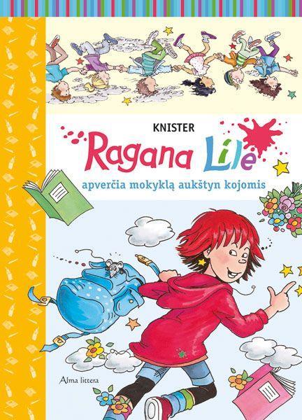Ragana Lilė apverčia mokyklą aukštyn kojomis   Knister