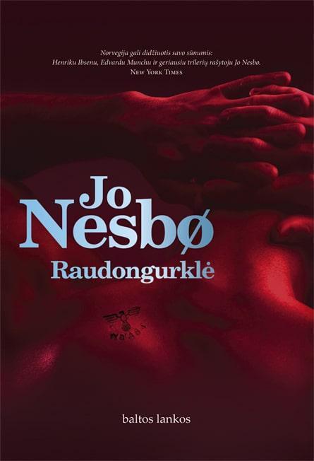 Raudongurklė (2-as leidimas) | Jo Nesbo