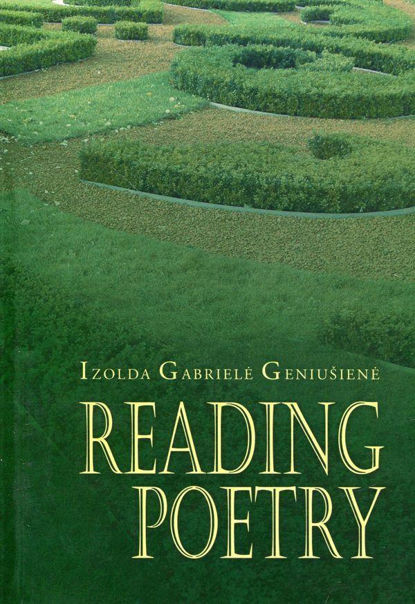 Reading poetry | Izolda Gabrielė Geniušienė