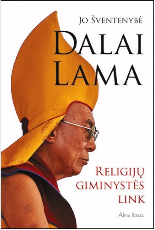 Religijų giminystės link   Dalai Lama