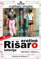 Erotinė Rišaro istorija (DVD) |