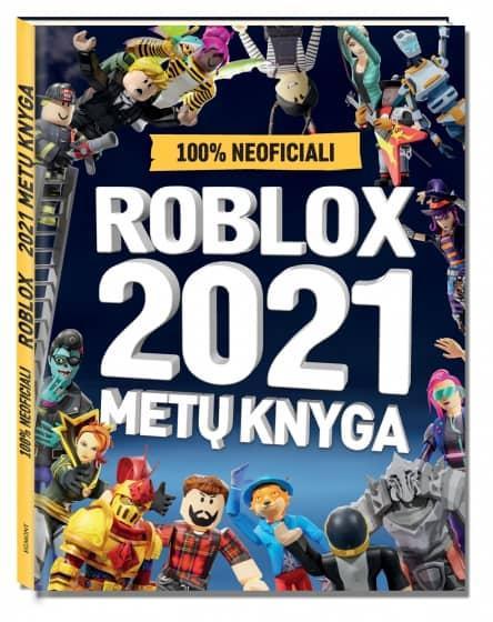 Roblox. 100% neoficiali 2021 metų knyga |