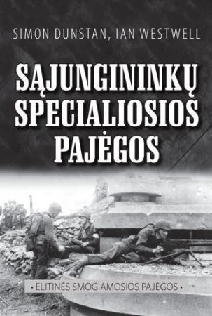 Sąjungininkų specialiosios pajėgos | Simon Dunstan, Ian Westwell