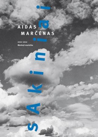 Sakiniai | Aidas Marčėnas