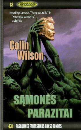 Sąmonės parazitai. PFAF-431   Colin Wilson
