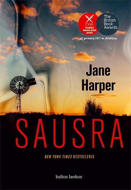 Sausra   Jane Harper