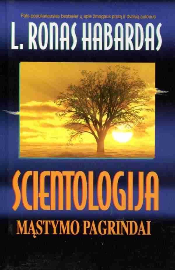 Scientologija. Mąstymo pagrindai | L. Ronas Habbadas