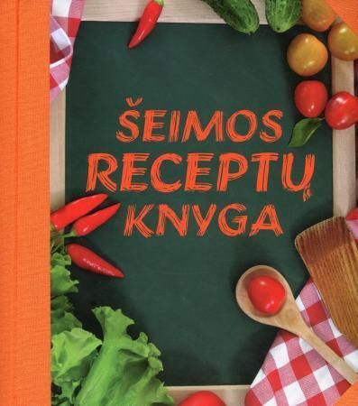 Šeimos receptų knyga |