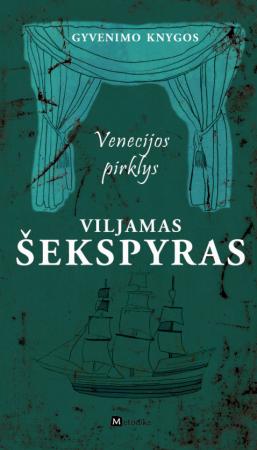 Venecijos pirklys | Viljamas Šekspyras (William Shakespeare)