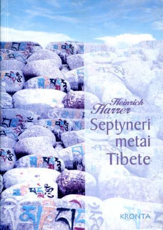 Septyneri metai Tibete   H. Harrer