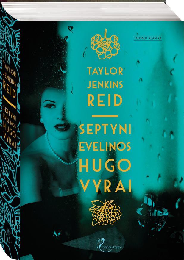 Septyni Evelinos Hugo vyrai | Taylor Jenkins Reid