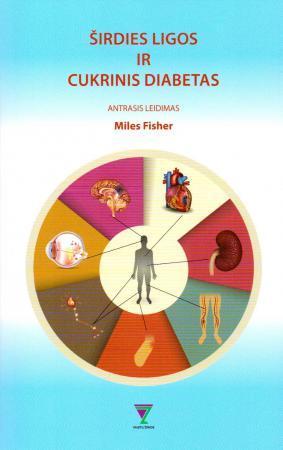 Širdies ligos ir cukrinis diabetas (2-as leidimas) | Miles Fisher
