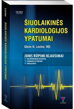 Šiuolaikinės kardiologijos ypatumai | Glenn N. Levine