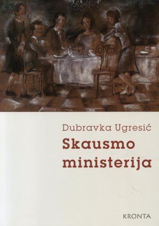Skausmo ministerija | Dubravka Ugresic