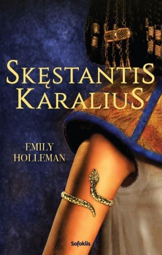Skęstantis karalius | Emily Holleman