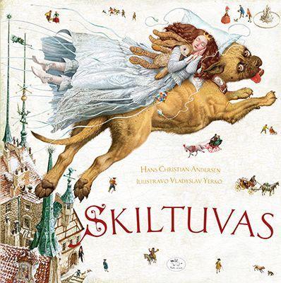 Skiltuvas | Hansas Kristianas Andersenas (Hans Christian Andersen)