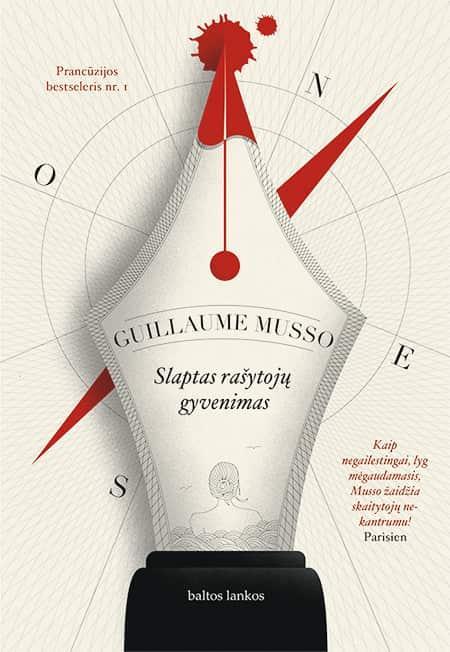 Slaptas rašytojų gyvenimas   Guillaume Musso