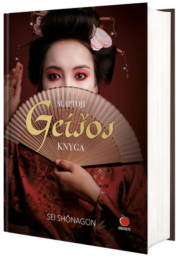 Slaptoji geišos knyga | Sei Shonagon