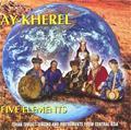 Five elements (CD)   Ay-Kherel