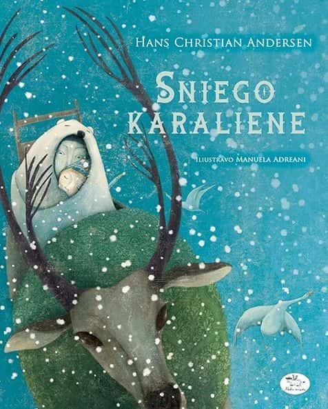 Sniego karalienė   Hansas Kristianas Andersenas (Hans Christian Andersen)