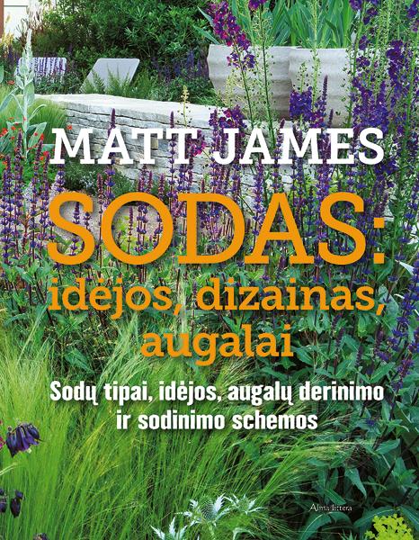 Sodas: idėjos, dizainas, augalai | Matt James