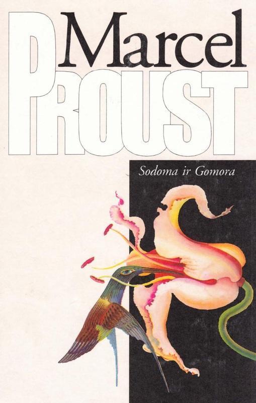 Sodoma ir Gomora | Marcel Proust (Marselis Prustas)