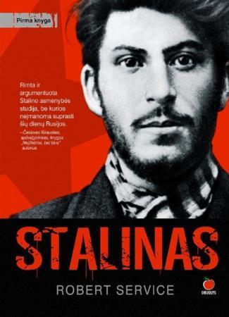 Stalinas, 1 knyga   Robert Service
