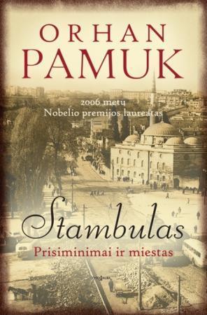 Stambulas. Prisiminimai ir miestas (2-as leidimas)   Orhan Pamuk