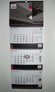 Statybininko kalendorius 2013  