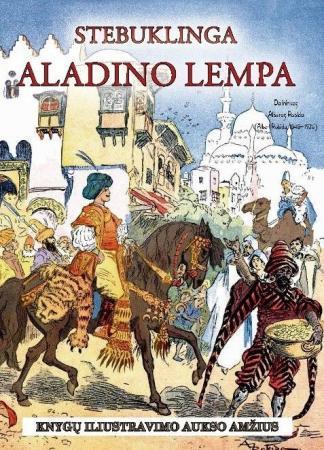 Stebuklinga Aladino lempa |