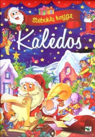 Kalėdos. Stebuklų knyga  