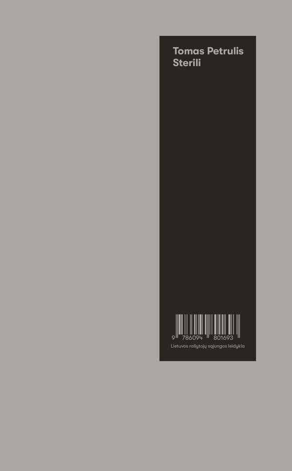 Sterili | Tomas Petrulis