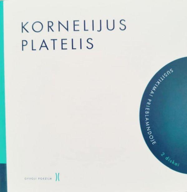 Susitikimai prieblandoje (su 2 CD)   Kornelijus Platelis