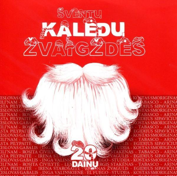 Šventų Kalėdų Žvaigždės. 20 dainų (CD) |
