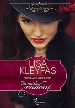 Tai nutiko rudenį | Lisa Kleypas