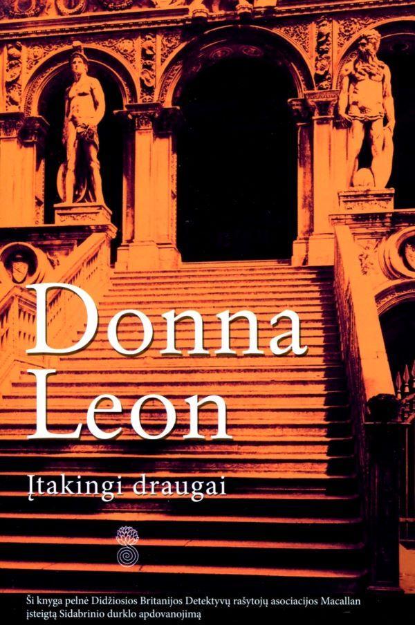 Įtakingi draugai | Donna Leon