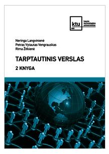 Tarptautinis verslas, 2 knyga   Neringa Langvinienė, Petras Vytautas Vengrauskas, Rima Žitkienė