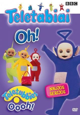 Teletabiai. Oh! (DVD) |