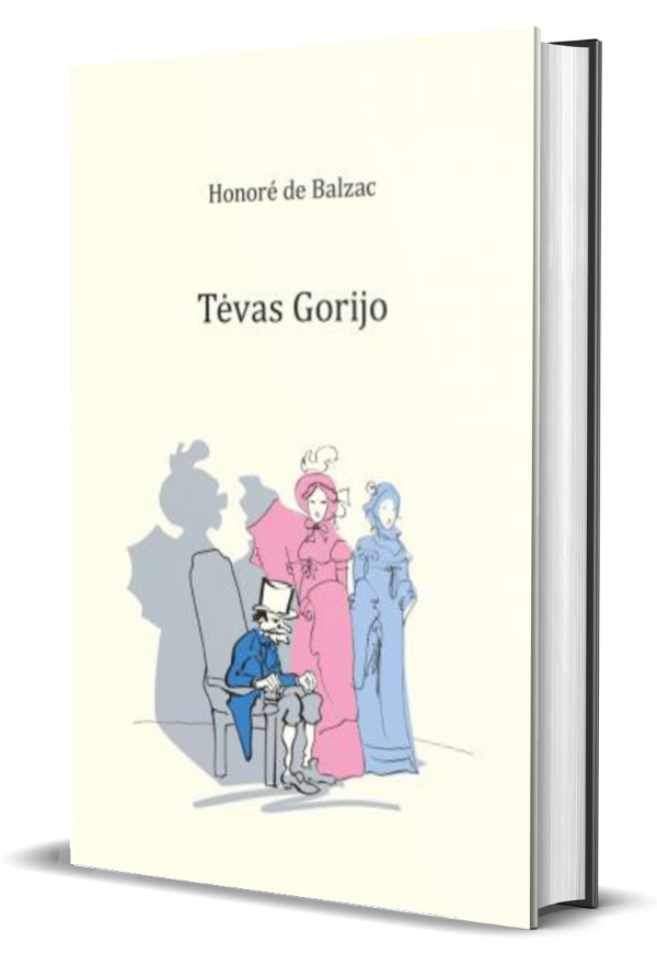 Tėvas Gorijo (Munken Premium) | Honore de Balzac (Onorė de Balzakas)