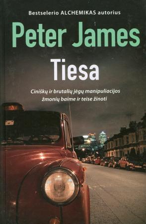 Tiesa | Peter James