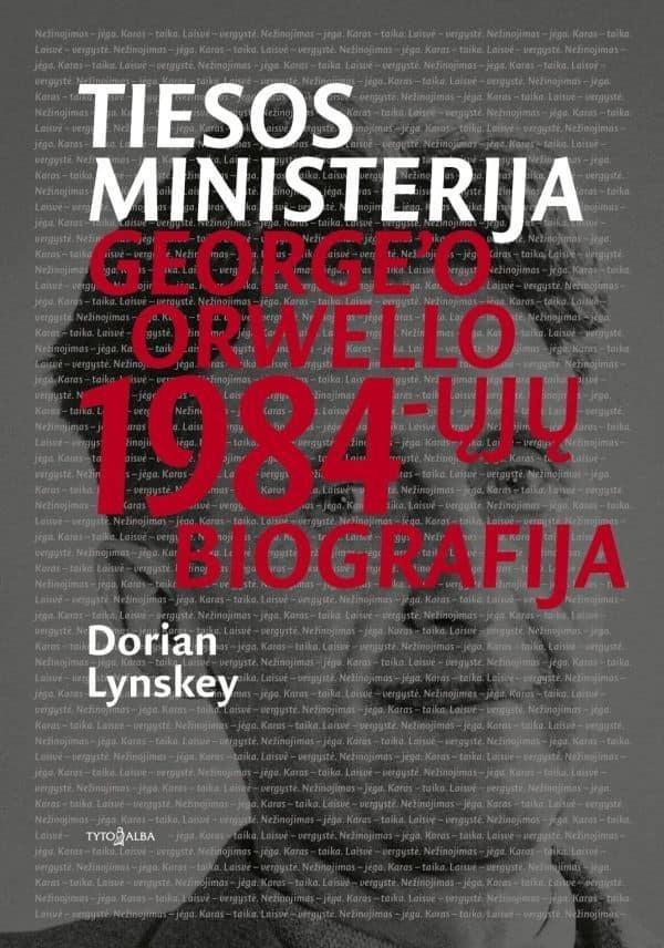 Tiesos ministerija   Dorian Lynskey